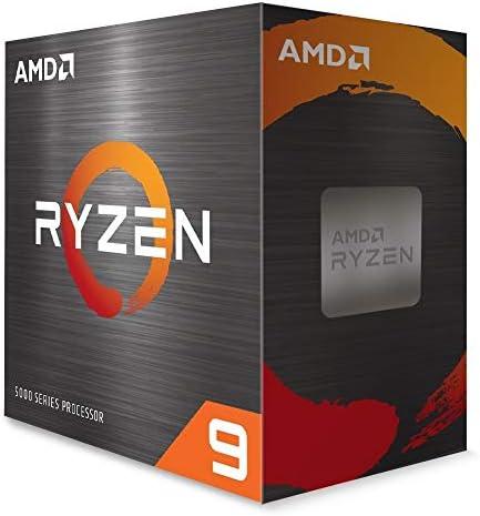 AMD Ryzen 9 5950X 100-100000059WOF Processor 16-Core 3.4GHz Socket AM4 CPU w/o Fan Retail