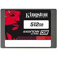 Kingston Digital 512GB KC400 SSD C2C 2.5 Solid State Drive (SKC400S37/512G)