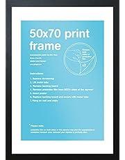 GB Eye Ltd, Negro, 50x70cm - Eton, Cornice