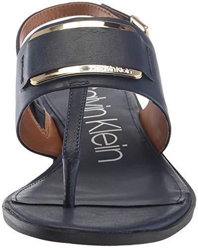 Navy Freida Dark Calvin Klein Women's Sandal EqqRAw
