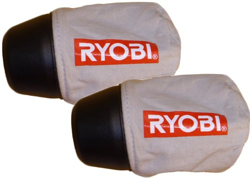 "Ryobi RS241 5"" Random Orbit Sander Replacement Dust Bag Assembly (2 Pack) # 975244003 Review"