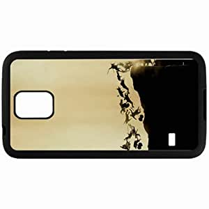Personalized Samsung S5 Cell phone Case/Cover Skin 300 Black