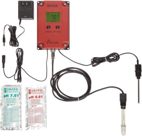 Hanna-Instruments-HI-991401-pHTemperature-Monitor