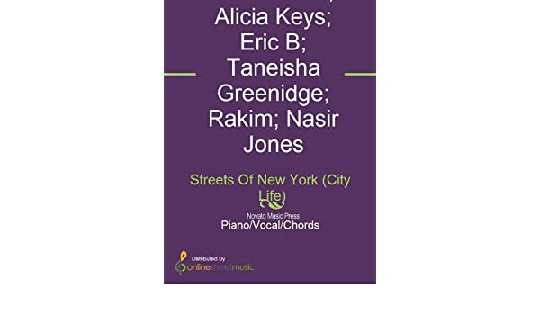 Streets Of New York City Life Kindle Edition By Alicia Keys