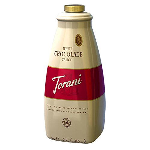 Torani® White Chocolate Sauce