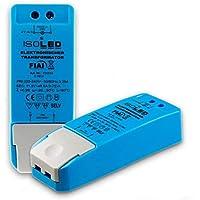 11,5 / AC, 0 tot 70 W, geen minimale belasting, geen LED-flikkering, geen transformatorruis, dimbare LED-driver voeding…