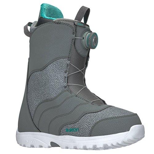 Burton Mint Boa Snowboard Boot 2018 - Women's Gray 9