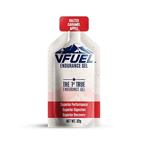 VFuel Endurance Gel 24 Pack (Salted Caramel Apple)