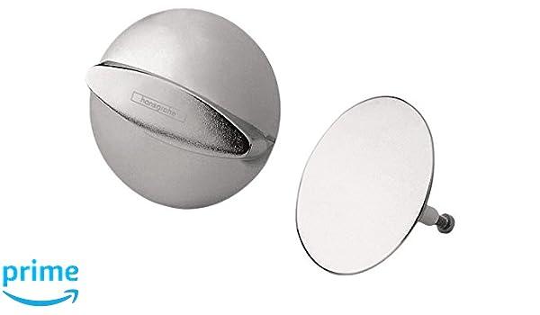 Hansgrohe 58185000 Flexaplus embellecedor para bañeras normales y especiales, cromo: Amazon.es: Bricolaje y herramientas