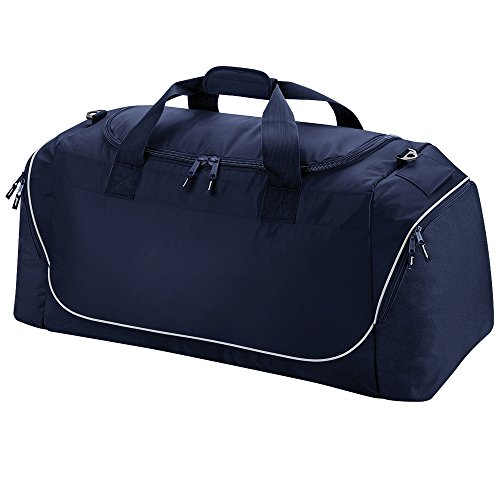 Quadra Team Wear Jumbo Kit Bag Azul - French Navy/ Light Grey