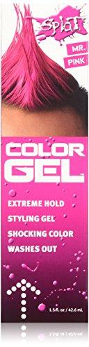 SPLAT Splat Color Gel 1.5 Fl Oz Mr. Pink