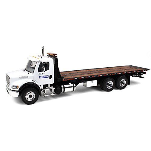 Freightliner M2-114SD Fassi Boom Material Handler with Drywall Load 1//34 by First Gear 10-4045