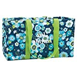 Thirty-One Large Utility Tote Floral Celebration