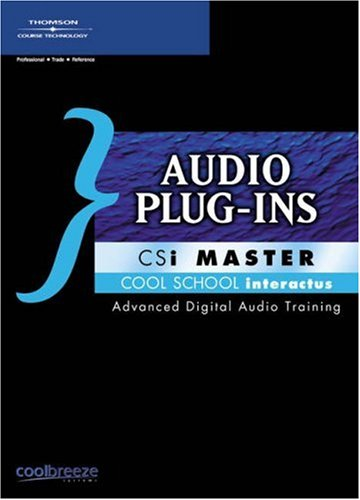 Audio Plug-Ins CSi Master - Master Csi Rom Cd