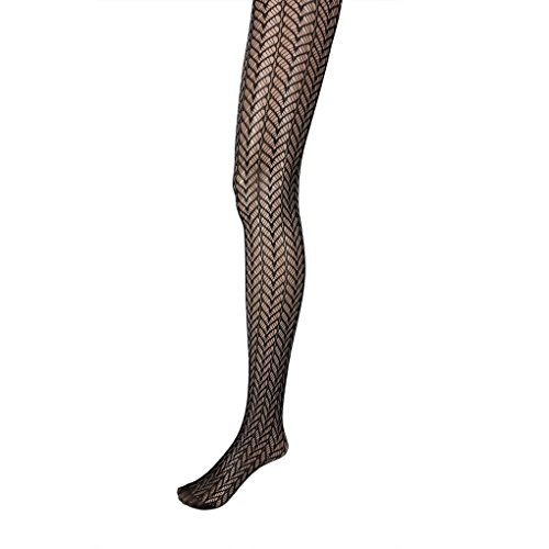 Mememall Fashion Adorox Black Unique Pattern Net Lace Stockings Fishnet Tights Pantyhose Nylons (Kids Union Officer Hat)