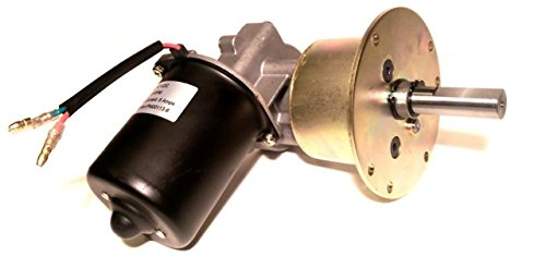 Makermotor High Torque Gearmotor 12V DC 6RPM Conveyor Gear Motor ()