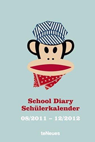 Paul Frank 2012 Schülerkalender