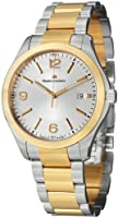 Maurice Lacroix Miros Date Silver Dial Two Tone Steel Mens Watch MI1018-PVP13130 from Maurice Lacroix