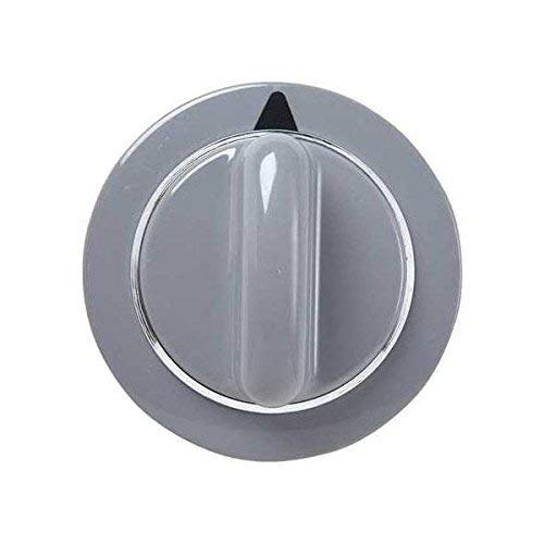 Compatible Timer Knob Assembly for General Electric GTDP300EM1WS, General Electric GTDP301EL0WS, General Electric GTDP350EM0WS, General Electric GTDP300EM2WS Dryer