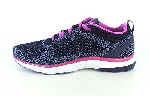 VIONIC Orthaheel Technology Womens Sierra Lace-Up,Navy,US 8.5 M