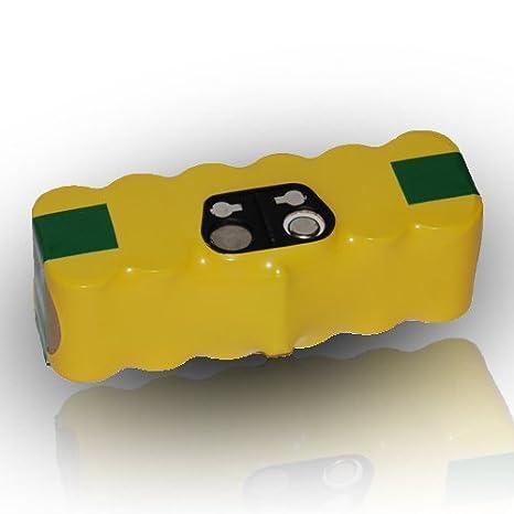 3300 mAh Batería de repuesto para iRobot Roomba 500 Serie 500 510 ...