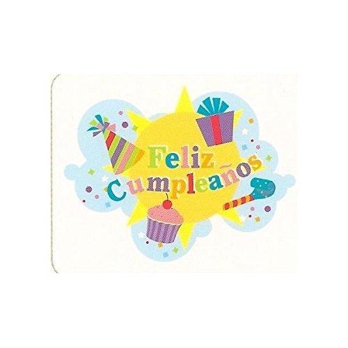 Amazon.com: Feliz Cumpleanos Sun ~ Edible Cake Topper: Toys ...