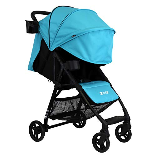 Zoe XL1 Best Single Stroller - Everyday Stroller with Canopy