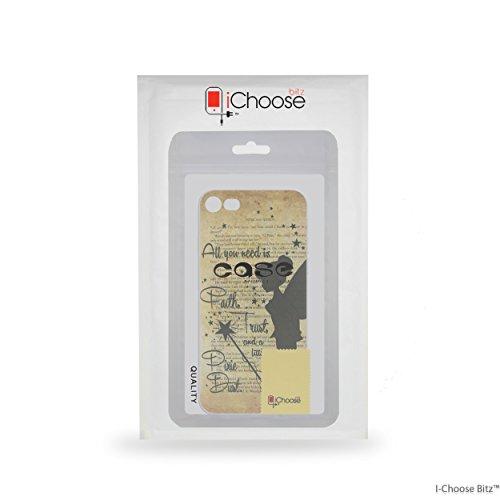 iPhone 6/6s Peter Pan Estuche de Silicona / Cubierta de Gel para Apple iPhone 6S 6 (4.7) / Protector de Pantalla y Paño / iCHOOSE / Varita Mágica Varita Mágica