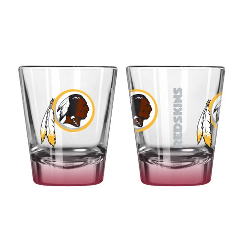 Boelter Brand Washington Redskins 2 Oz. Elite Collectible Shot Glass