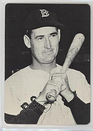 Amazoncom Ted Williams Baseball Card 1982 Baseball Card News