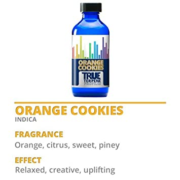 TRUE TERPENE PROFILES ORANGE COOKIES 2ML BOTTLE