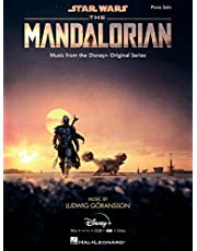 Star Wars: The Mandalorian - Souvenir Piano Solo Songbook with Color Photos and 16 Piano Solo Arrangements: Music from the Disney+ Original Series