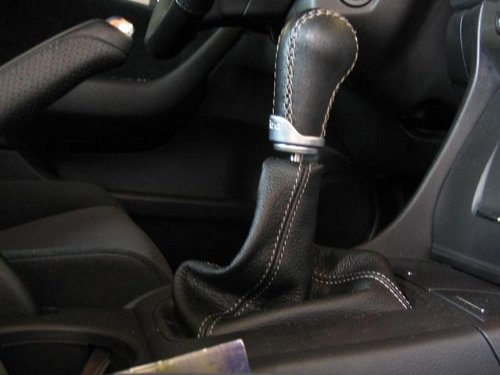 Amazon.com: RedlineGoods Honda Accord 2003-07 bota/funda para palanca de cambios de: Automotive