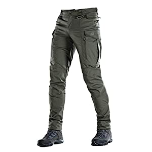 Conquistador Flex - Tactical Pants Men - with Cargo Pockets