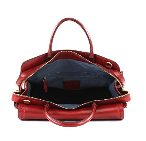 36 Rouge à Bridge The cm Pearldistrict cuir Sac main xYBFOBqw
