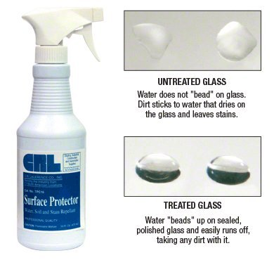 CRL TPC (Transparent Polymer Coating) Surface Protector - 16 oz Bottle