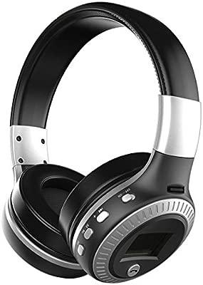 ZEALOT B19 - Auriculares estéreo inalámbricos con micrófono ...
