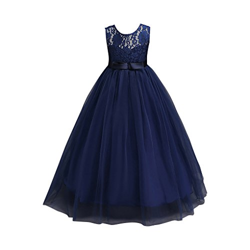 Weileenice Girls Bridesmaid Dresses Wedding