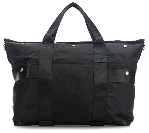 George Gina & Lucy Time Out Closed Now Borsa tote nero