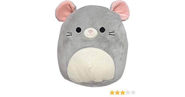 Super Soft Plush Toy Animal Pillow Pal Pillow Buddy Stuffed Animal Birthday Gift Holiday Squishmallow Kellytoy 16 Inch Misty The Mouse