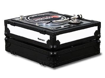 Odyssey DJ Tocadiscos Case Right Black Flightcase LED ...