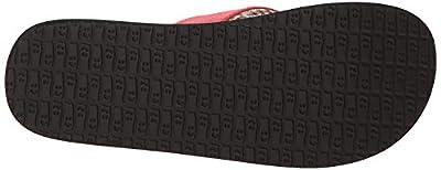 Sanuk Women's Yoga Mat Flip-Flop (39 M EU / 8 B(M) US, Watermelon)