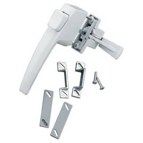 - Wright ProductsVF333WH FREE HANGING PUSH BUTTON Handle, WHITE