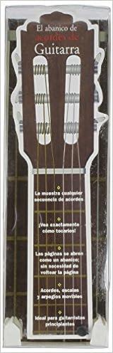 El Abanico de Acordes de Guitarra: Amazon.es: Lozano, Ed: Libros