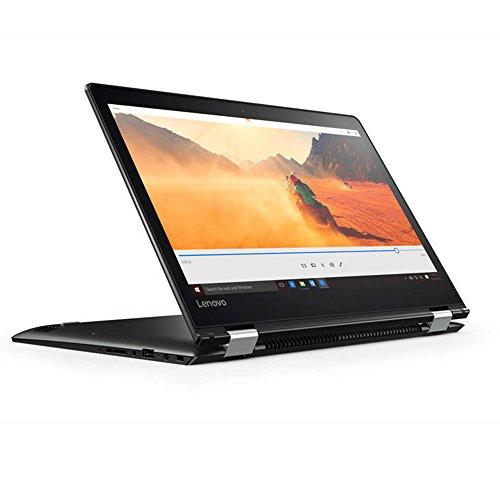 "2017 Lenovo Top Performance Business Flagship Flex 4 Laptop PC 14"" FHD IPS Touchscreen Intel i5-6200U Processor 8GB RAM 1TB HDD Webcam HDMI Bluetooth Harman Audio Windows 10-Black"
