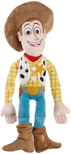 (Disney/Pixar Toy Story Woody Pillowtime Pal Cuddle Pillow Play Toy, 24-Inch)