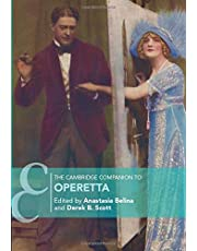 The Cambridge Companion to Operetta
