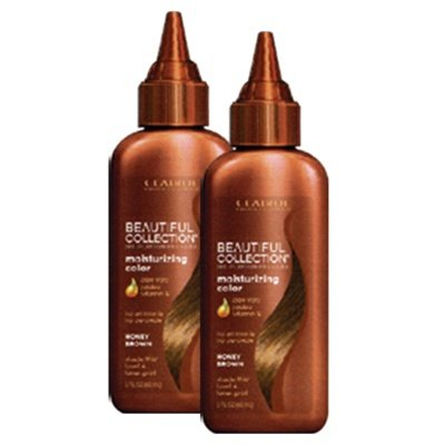semi permanent brown hair dye - 7