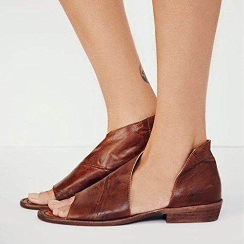 Planos Peep De Plano Zapatos Zapatos Sandalias Romanoas Toe Verano Sandalias Chancletas Abierto Zapatos Playa Casuales Moda De Mujer Sandalias Zapatos jianhui 8xavqfOv