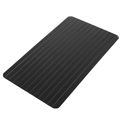345 x 200 x 2.6mm Fast Defrosting Tray Defrost Meat Frozen Food Thaw Frozen Food In Minutes - Arduino Compatible SCM & DIY Kits Arduino Compatible SCM Components - 1 x Defrosting tray -
